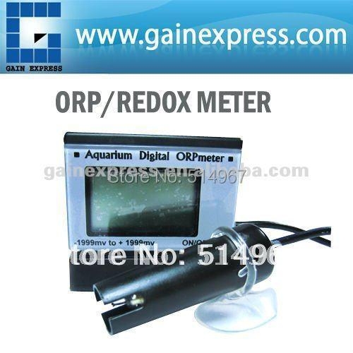 Portable Digital LCD Display Mini ORP REDOX Meter Tester 0 ~ +/-1999mV Range Electrode  +/- 5mV Accuracy 4 8 days arrival lb92t portable sweetness tester brix meter with measuring range 58 92
