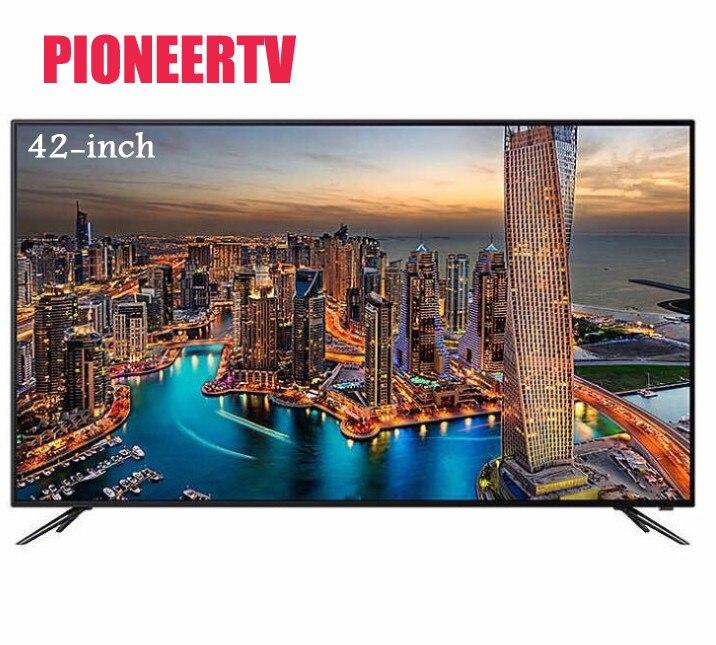 PIONEER ТВ светодиодный ТВ 42 дюйма семейный отель K ТВ 720 P HD ТВ 1366*768 42- дюймов  ...