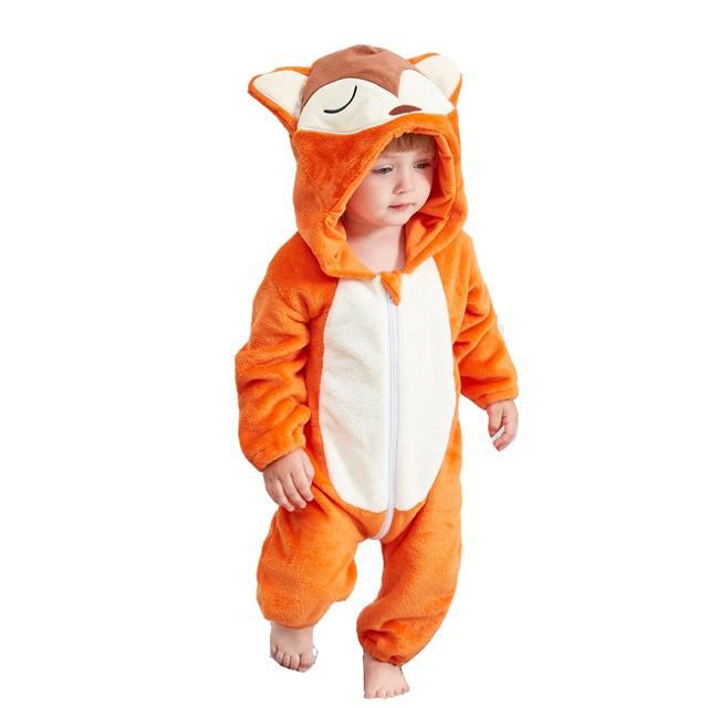 Hoodie Boy Animal Costumes