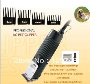 30 W Professional Pet Dog Hair Trimmer Clipper Toilettage 110 V ~ 120 V 220 V ~ 240 V