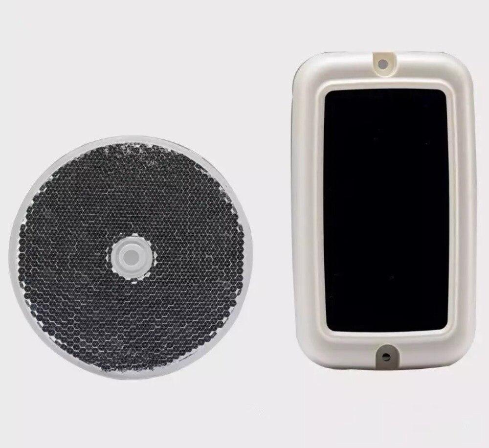 Détecteur rétroréfléchissant de capteur de faisceau infrarouge de puissance d'un côté pour le système de sécurité d'alarme à la maison
