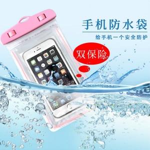 Universal Waterproof Pouch Cel