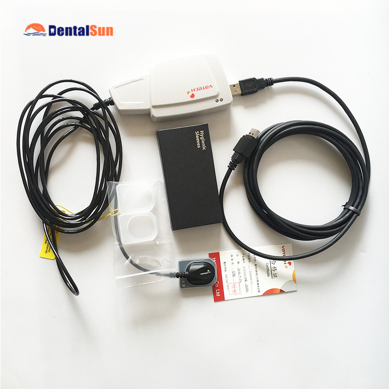 Korea Original Vatech EZ Sensor Size 1.5/Dental USB Digital X Ray Sensor And Sensor Locator