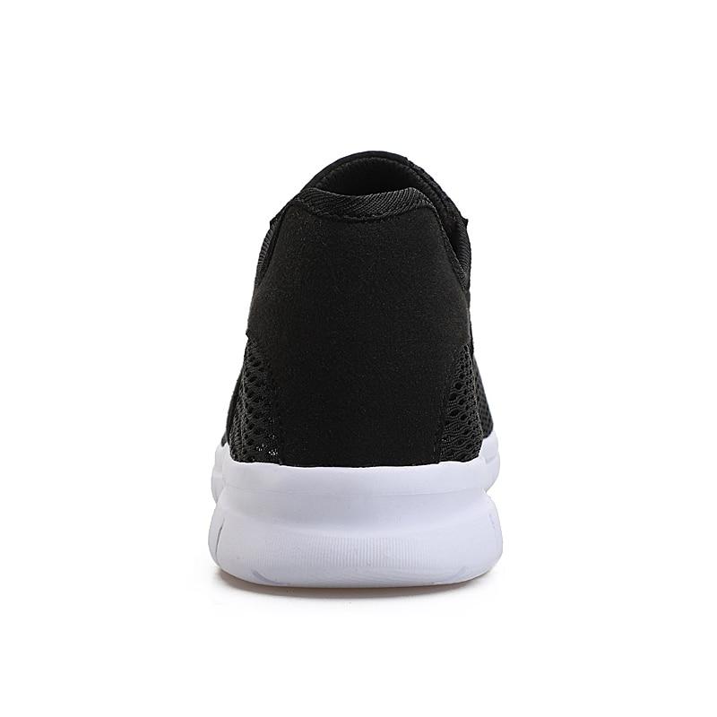Plein Confortable Lumière Hommes Mode Black En Air 2018 Vie De Mesh Chaussures gray Marche Respirant I1PnA8wq7x