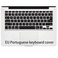 Euro EU Portuguese Alphabet Keyboard Skin Cover For Macbook Air Pro Retina 13 15 Silicon Keyboard Protector For iMac PC Computer