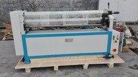 1550*3.5mm electric metal sheet slip roll machine rolling machinery tools
