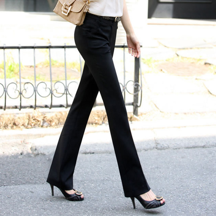 2018 Spring Summer Formal Pants Women Work Wear Office ...