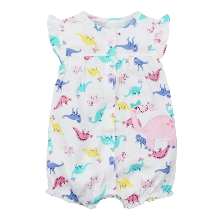 HTB1Y0CrdZyYBuNkSnfoq6AWgVXay baby girl clothes baby romper summer cotton short sleeve girl Jumpsuit Kids Baby Outfits Clothes overalls for newborns