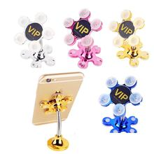 New Cute Magic Double-sided Suction Cup Phone Holder Vacuum Adsorption Firm Reliable Bracket For iPhone Samsung Huawei Hot Sale 1pc quartz stone countertops seam tools vacuum adsorption splicer stone adjustment double suction cup multi function hand tool