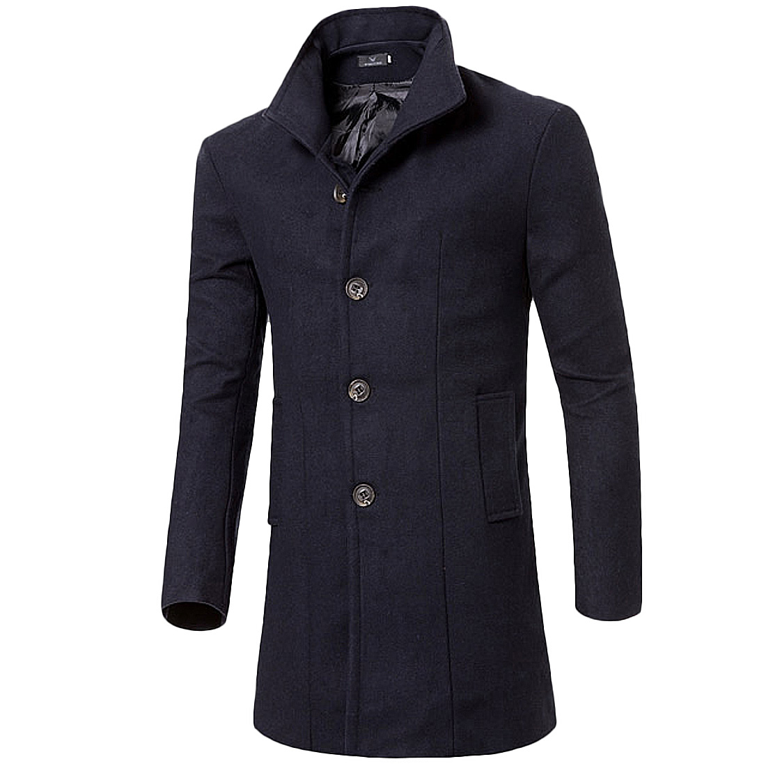 Popular Long Mens Winter Coats-Buy Cheap Long Mens Winter Coats ...