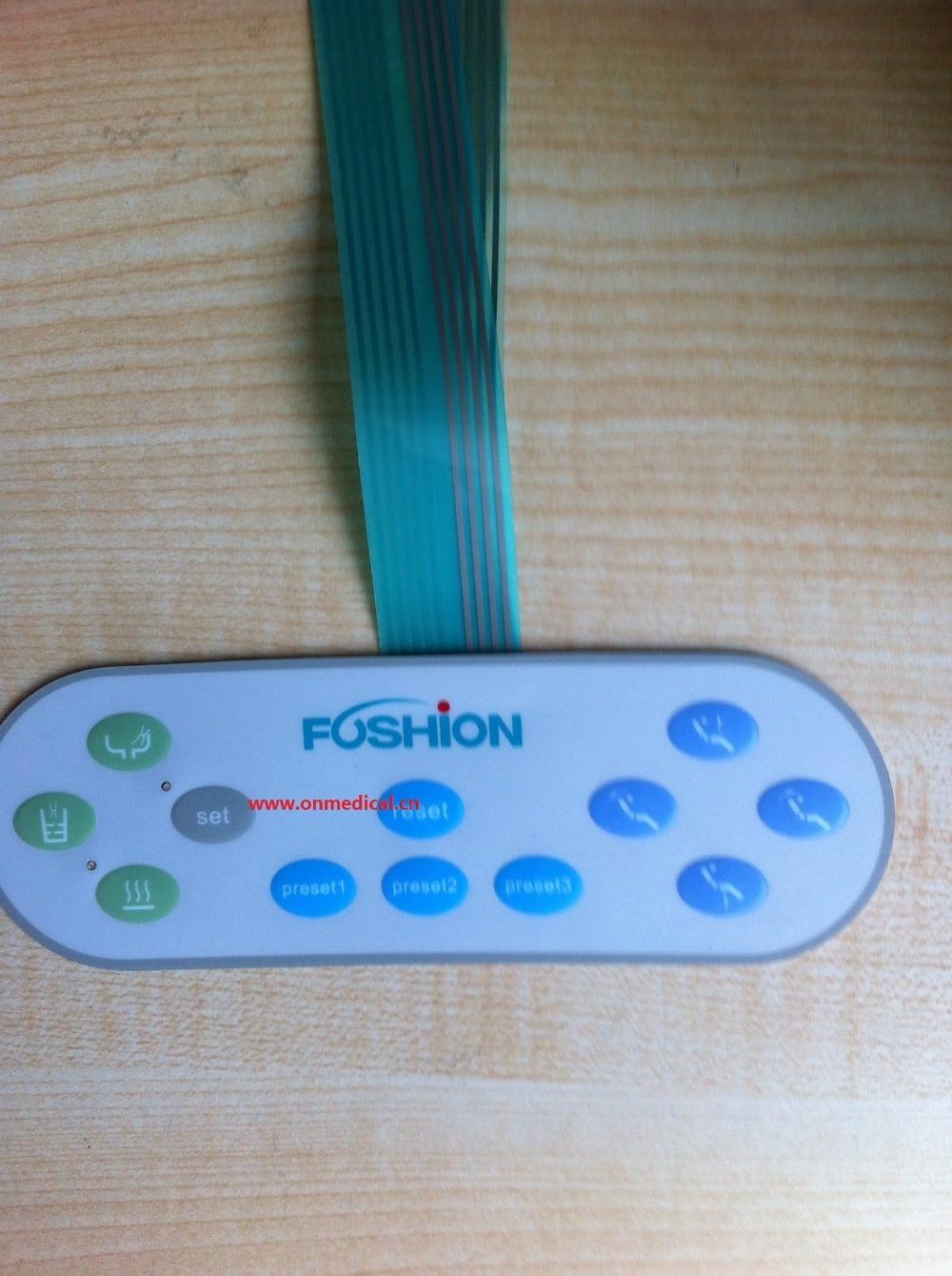 Стоматологическое кресло Foshion FJ22 FJ24J с клавиатурой управления