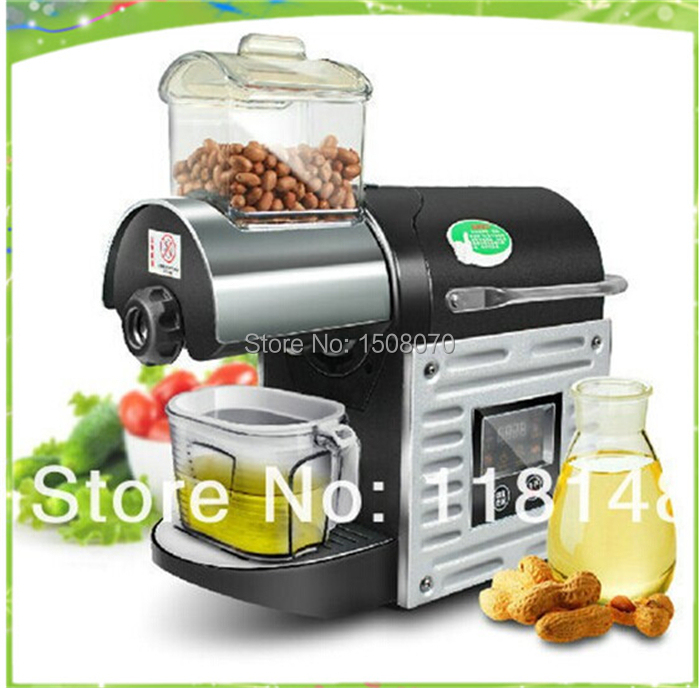 free shipping fruit juicer walnut oil press peanut oil machine sesame oil press machine in. Black Bedroom Furniture Sets. Home Design Ideas