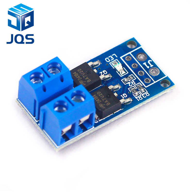 1 Uds 15A 400W MOS FET interruptor Módulo regulador PWM regulador del Panel de Control