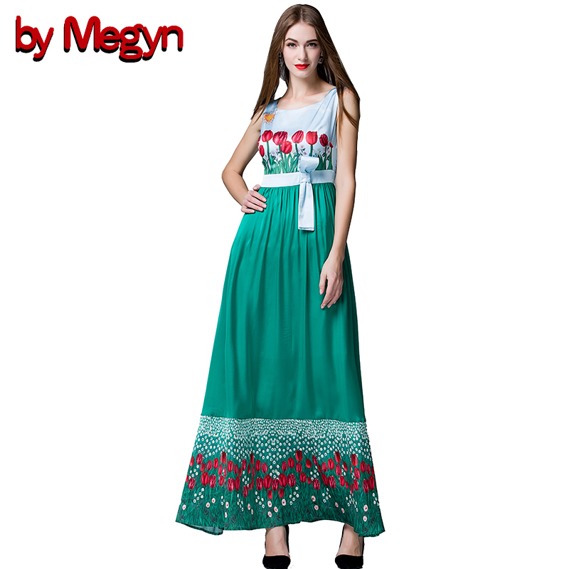 Online Get Cheap Printed Silk Maxi Dress -Aliexpress.com - Alibaba ...