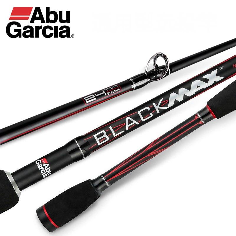 Карбоновый спиннинг Abu Garcia Black Max BMAX, карбоновый спиннинг, удочка для приманки, 1,98 м, 2,13 м