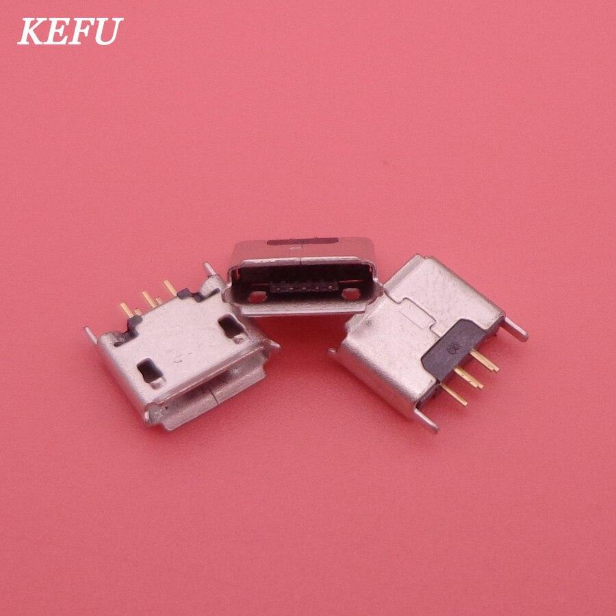 5 200PCS Micro Mini USB Charging Port Jack Socket Connector For JBL Pulse Bluetooth Speaker