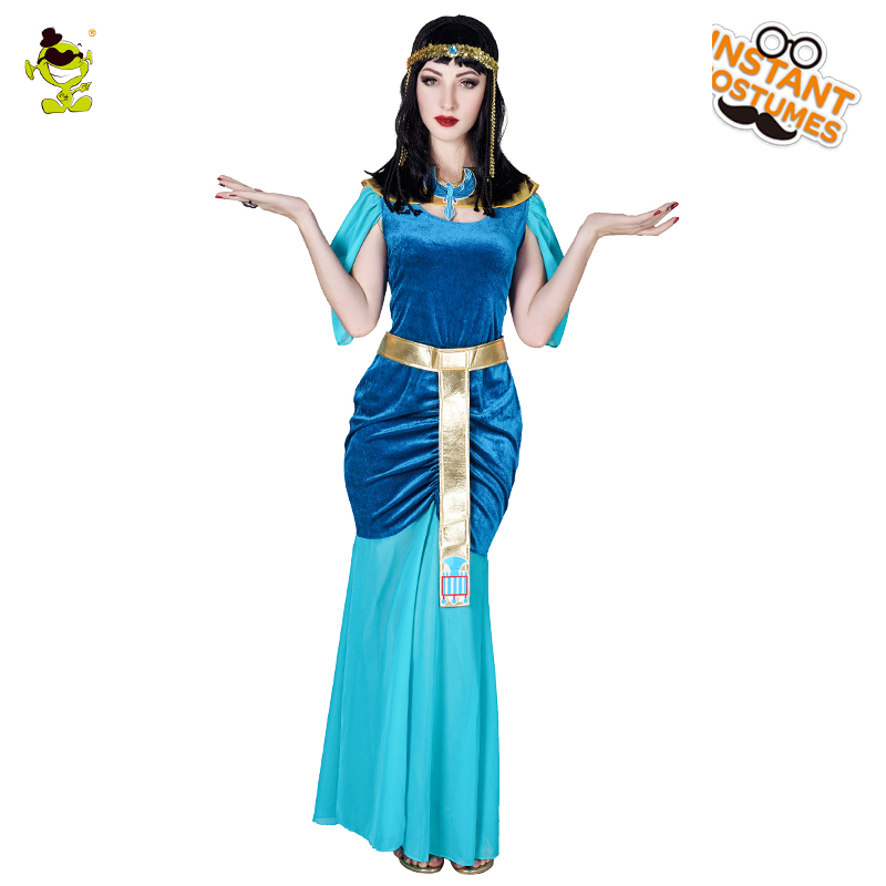 c05720e1aca8 Sexy Egyptian Cleopatra Costumes Women Carnival Party Super Pretty Classical  Queen of Egypt Cosplay Fancy Dress for Adult-in Movie & TV costumes from ...