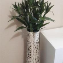 6 шт. поддельные растения 90 см искусственные один стебель бамбука зеленого цвета зеленые растения Украшение в середине стола для свадеб