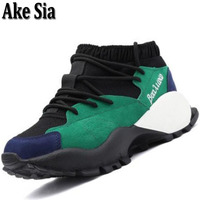 Ake Sia Korean Style New All Match Women Autumn Winter Breathable Casual Shoes Female Leisure Mujer