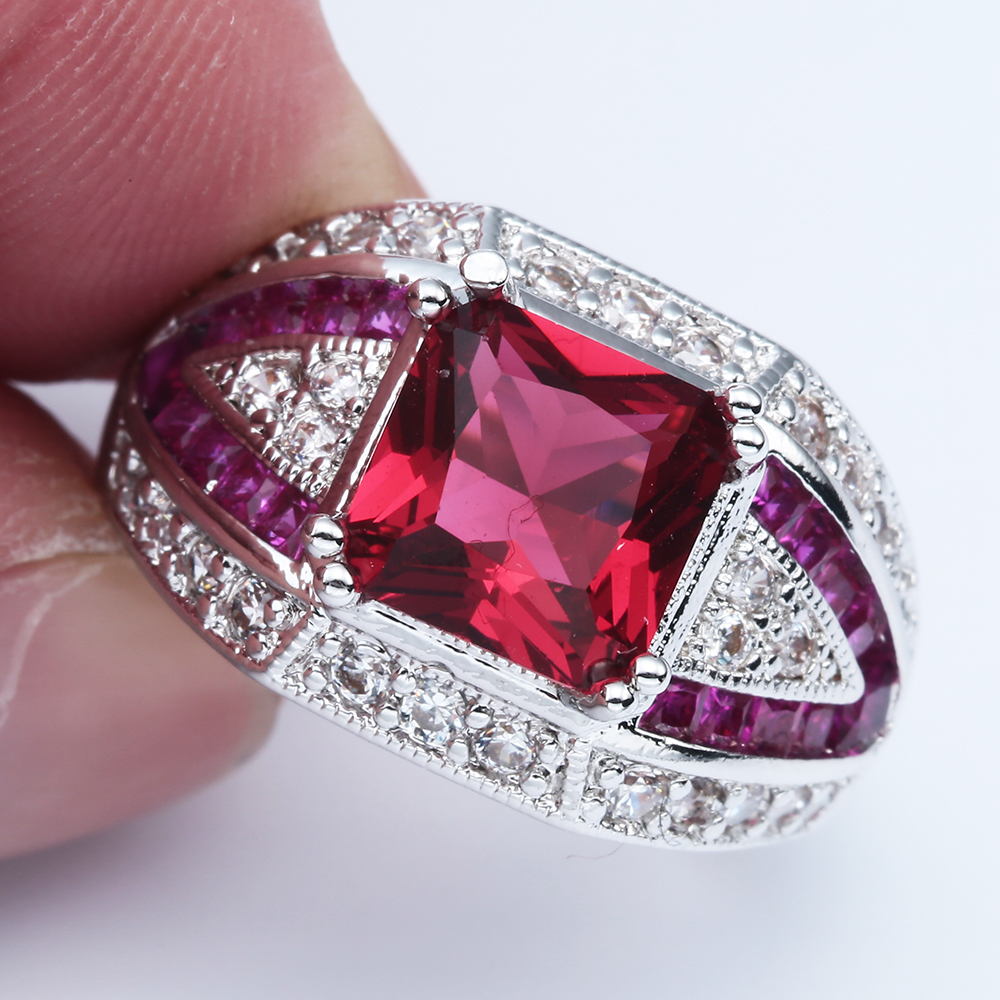 en dotted signet ring corundum rings oval