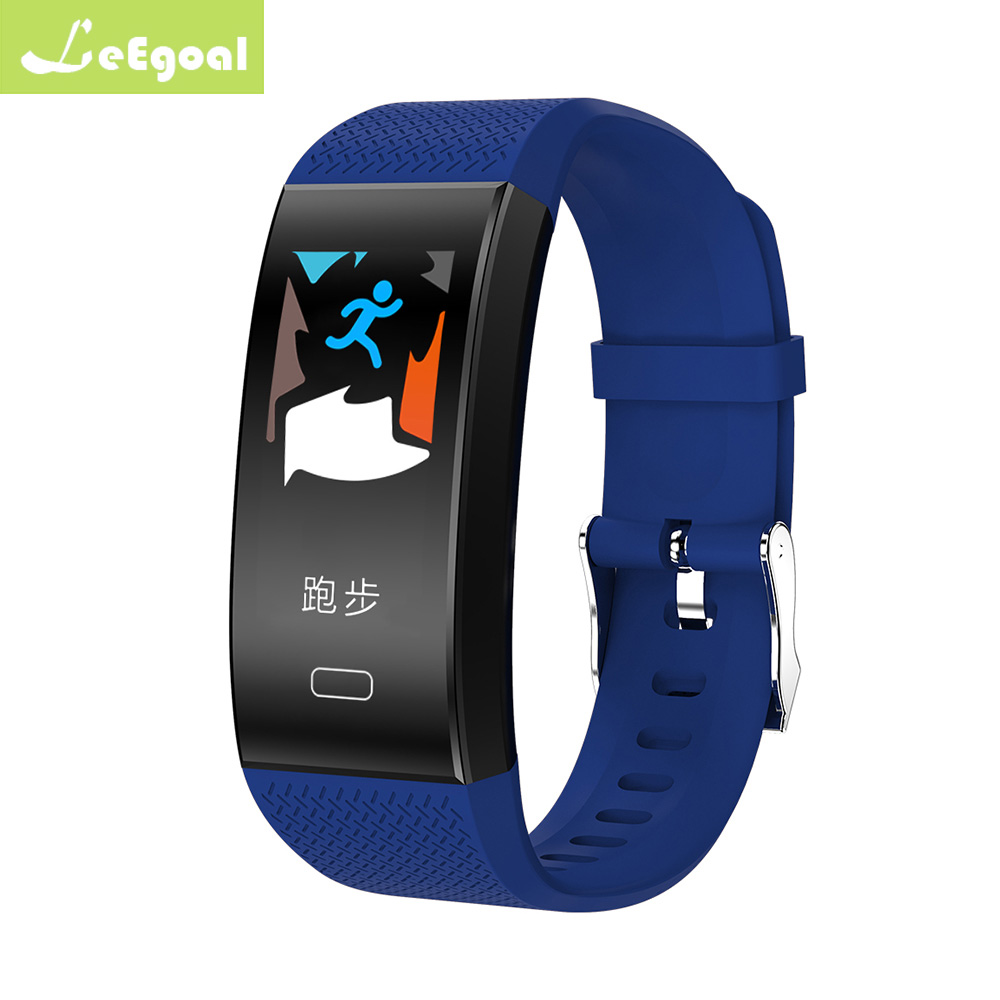Smart bracelet pedometer heart rate real-time detection blood pressure oxygen monitoring health sport band TF6 real time driver s fatigue detection