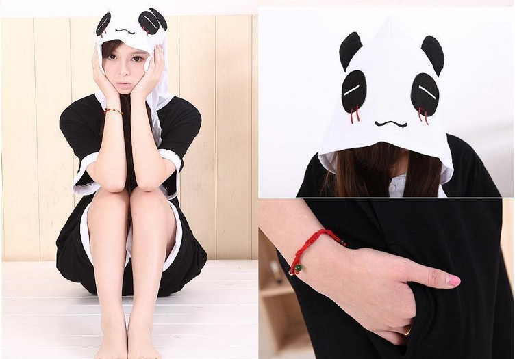 Aliexpress.com : Buy Summer Animal Panda Adult Women Men Cotton ...