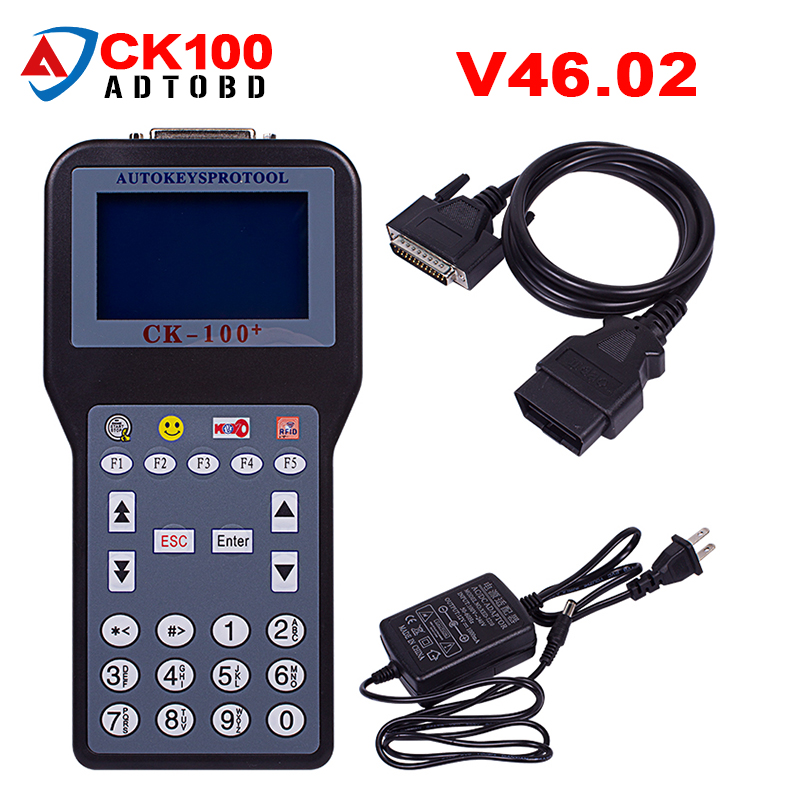 CK-100 CK 100 CK100 Auto Key Programmer V46.02 Newest Generation SBB Key Programmer Multi-language CK100 V46.02