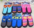 Heros quente crianças meias com sola de couro Sole Anti-Slip Interior Andar meia infantil andador Presente anti derrapante toalha chaussette