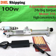 Mini Lathe Machine Polisher Table Saw for polishing Cutting DIY Wood Lathe,metal mini lathe/didactical DIY lathe ship DHL