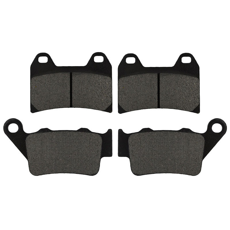 Motorcycle Front and Rear Brake Pads for BMW G650 G 650 X moto 07 08 F