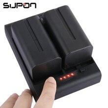 Supon CN 15V Bateria V Montar Interruptor Placa Adaptadora Conversão para Tipo V para Sony NP F970 F750 F550