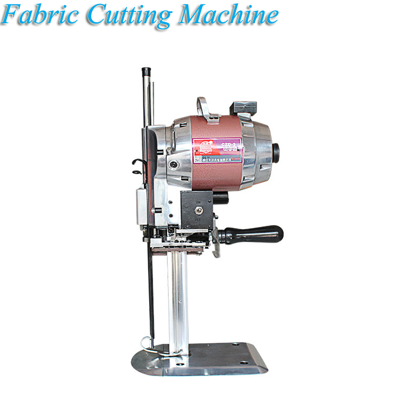 10 Inch Fabric Cutting Machine 220V Electric Scissors Automatic Knife Sharpening and Cutting Machine Clothes Cutter CZD 3