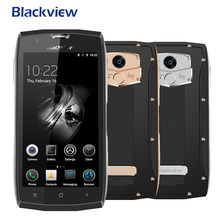 Blackview BV7000 Mobile Phone 5.0 inch FHD MTK6737T Quad Core Android 7.0 2GB RAM 16GB ROM 8MP Waterproof IP68 NFC 4G Cellphone(China)