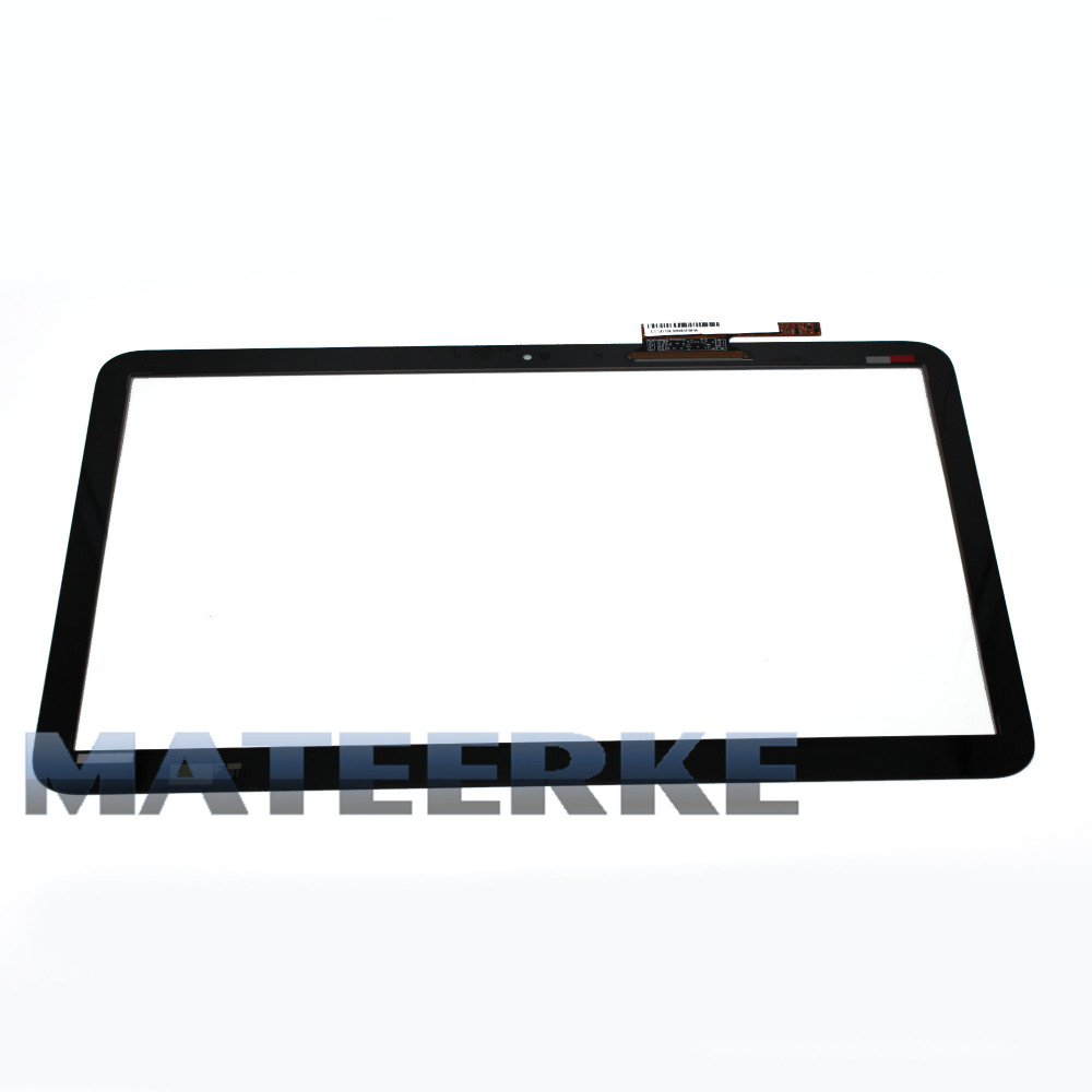 For HP ENVY TouchSmart 15-J 15-J063CL 15-J067CL 720549-001 (TCP15G06 V1.0) 15.6 Touch Screen Digitizer Glass Lens Replacement 720566 001 720566 501 for hp envy touchsmart 15 15 j 15 j053cl mainboard 2gb fully tested working