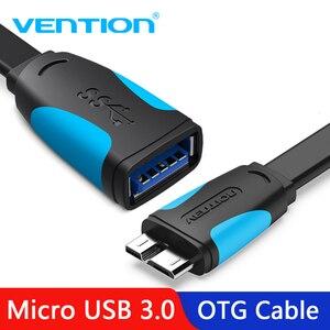 Vention Micro USB 3.0 OTG Cabl
