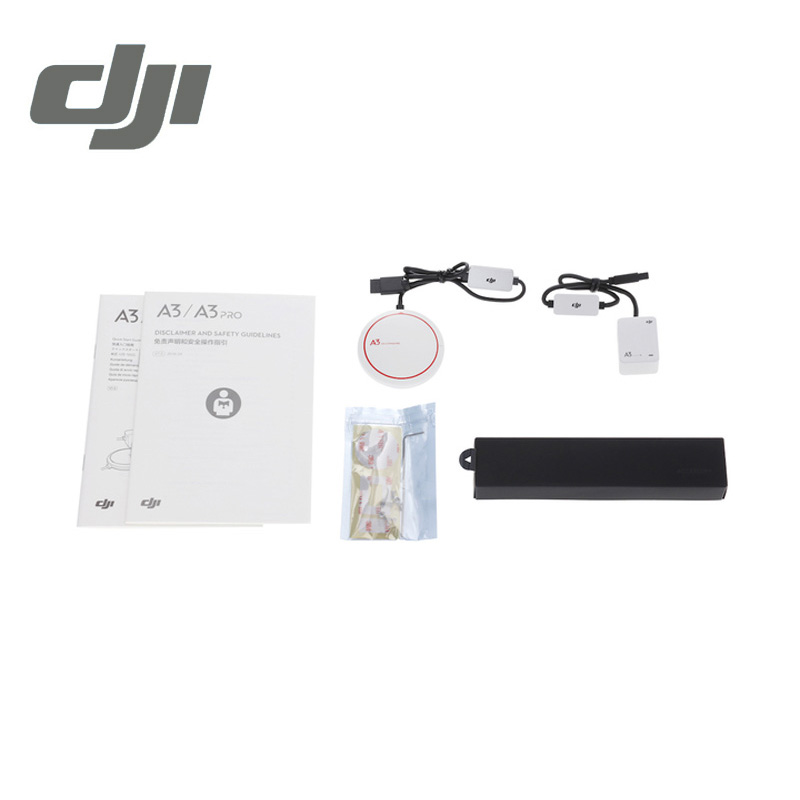 DJI A3 Upgrade Kit Flight Controller ( with GPS ) Drone Quadcopter Fly Control Original diy multirotor drone flight control kit apm 2 8 flight controller m8n gps black shell for f450 f500 f550 quadcopter