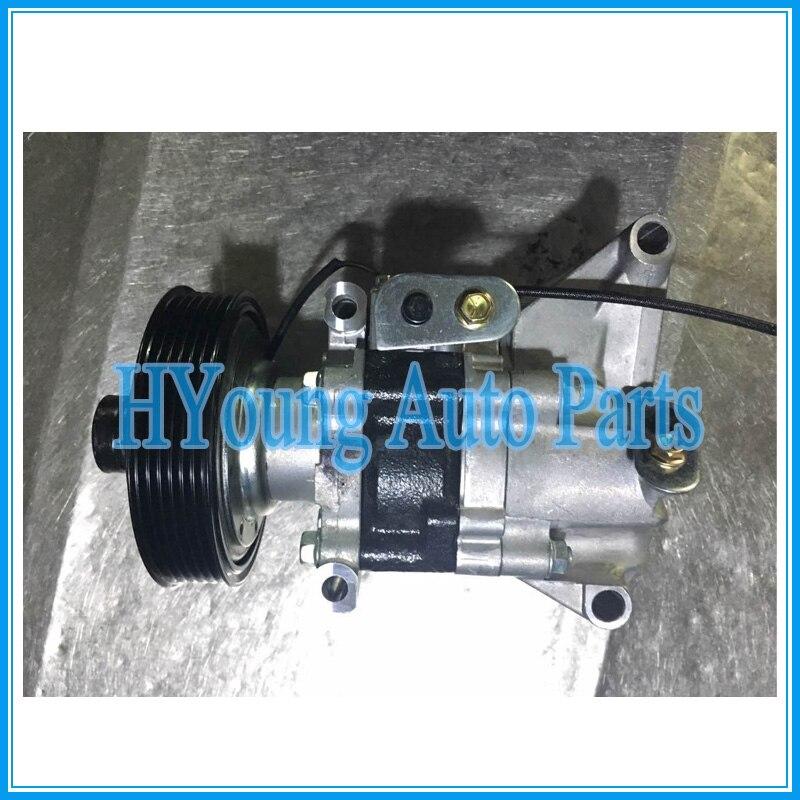 Compresseur A/C de pièces d'auto de vente directe d'usine pour Mazda 2 V09A1AA4AK D651-61-K00C D65161K00C D651-61-450H