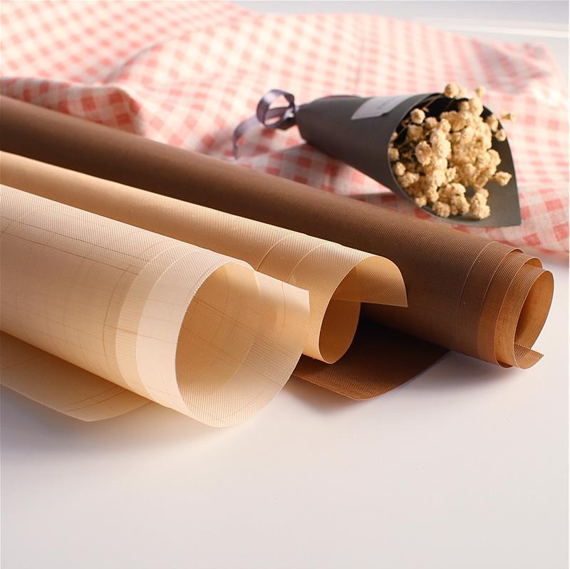 Тефлон тепла пресс Pad многоразовая выпечка Антипригарный коврик клеёнка для творчества термостойкие легко чистить принадлежности для шашлыков гриль и выпечки коврики Macarons