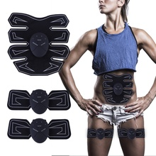 цена на Smart Muscle EMS Trainer Gear Equipment Abdominal Training Slimming Patch Body Exercise Fitness Massager DropShipping