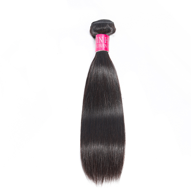 יופי גרייס ברזילאי שיער Weave חבילות 100% שיער טבעי חבילות 8-26 סנטימטרים ללא רמי שיער הרחבות ישר שיער חבילות