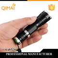 3800LM XM-L T6 Zoomable Mini Flashlight 18650 Torch Bicycle Light Lantern 5 Modes Flash Light for Sports & Outdoors[73B-T6]