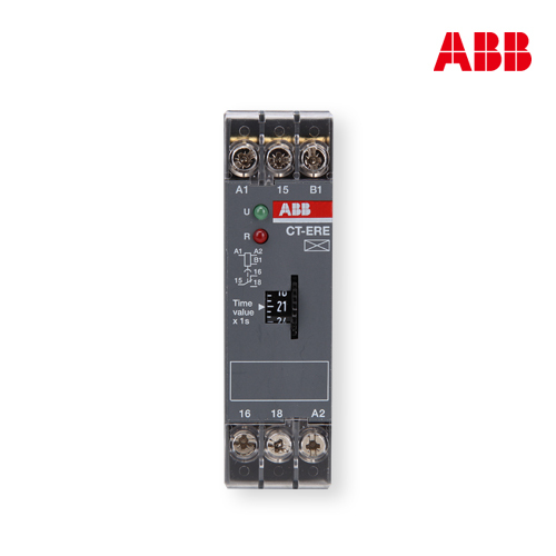 ABB time relay, 1c/o, CT-ERE, 0.3s-30s