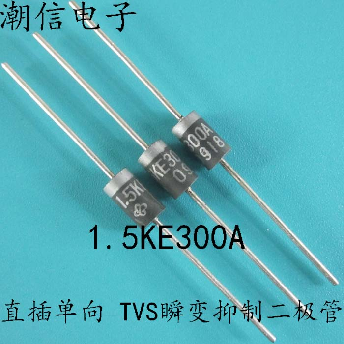 Freeshipping 1 5KE300A 500W 300V 1 5KE300A in Computer Cables Connectors from Computer Office