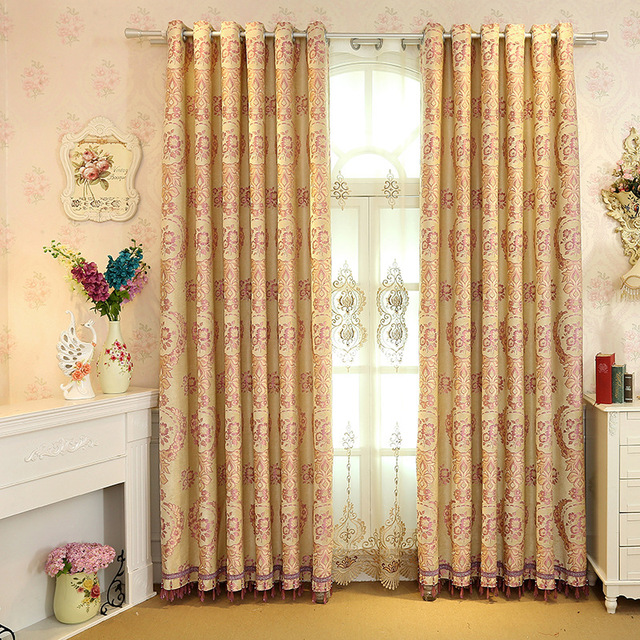 En venta Hermosas cortinas modernas simples de goma fresca ...