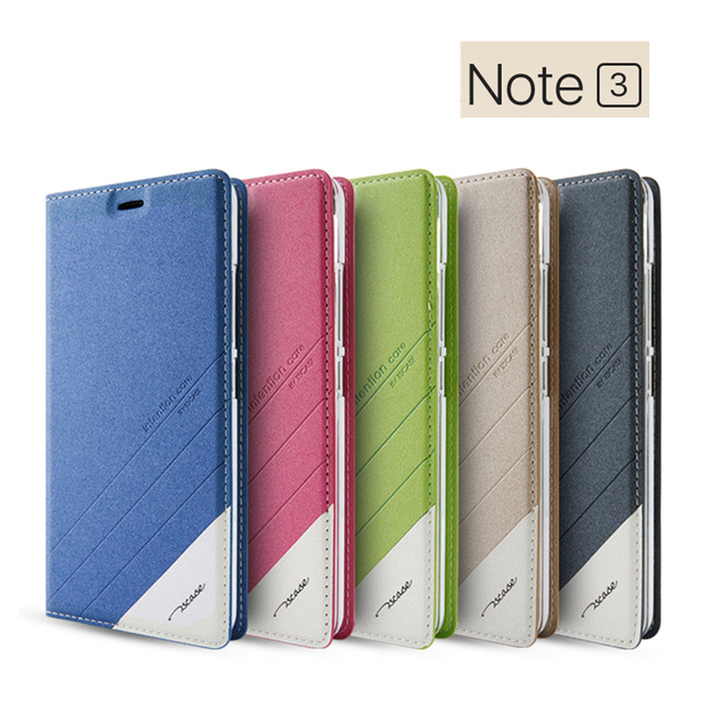 wholesale dealer 98d6f baf86 US $10.18 |Original Xiaomi Redmi Note 3 Case Magnetic Flip Cover Smart Case  for Xiaomi Redmi Note 3 Back Cover Wake Up Sleep Protector on ...