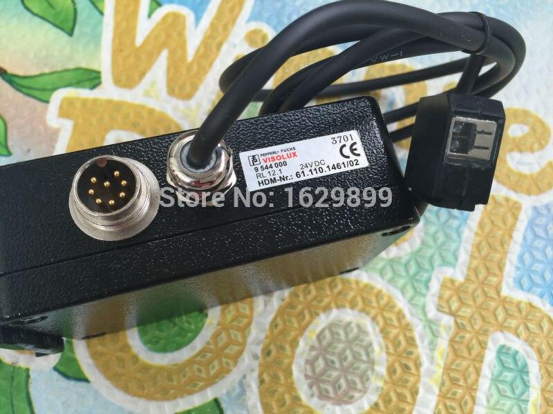 1 pièce Heidelberg CD102 SM102 SM74 machine pièces G2.110.1461 Cellule Photoélectrique Capteur RL12 HDM G2.110.1461/02