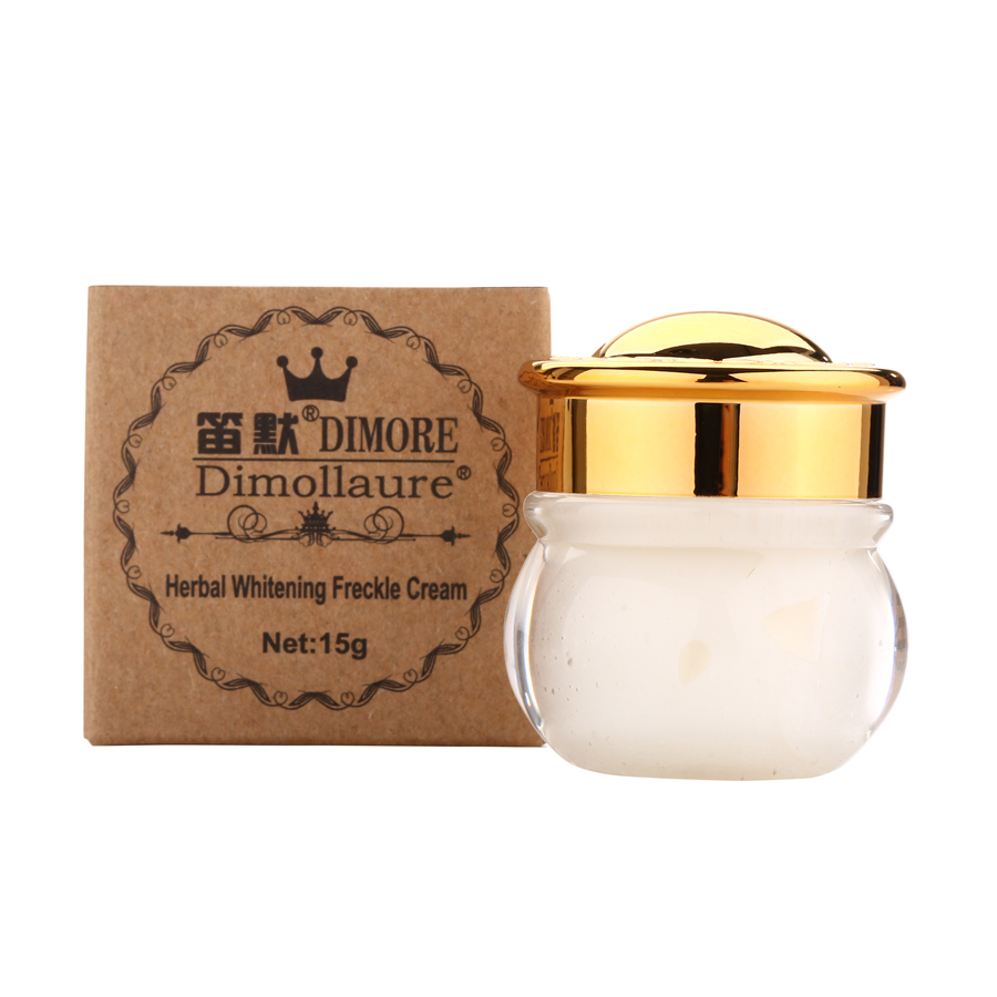 Dimollaure Face Whitening Cream Removal Freckle Speckle Age Spots Melasma Sunburn Acne Scar Removal Cream DIMORE Face Cream