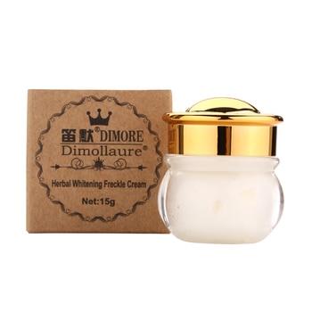 Dimollaure face whitening cream removal Freckle speckle age spots melasma sunburn acne scar DIMORE