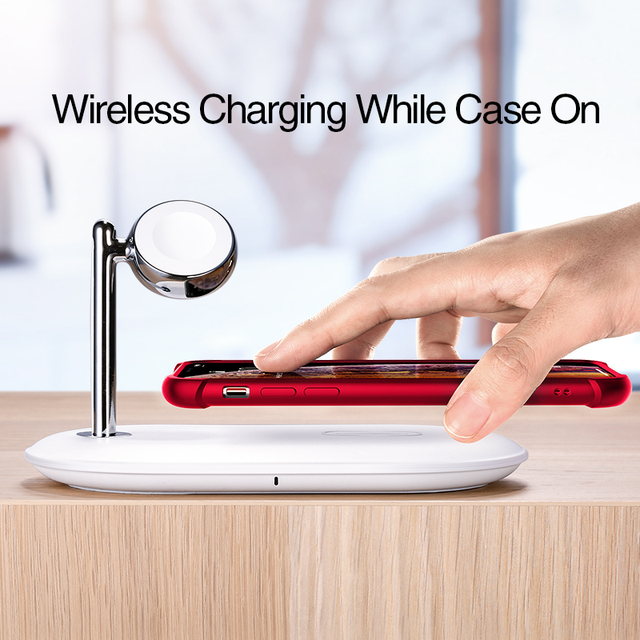 Wireless Charging Stand for Apple Watch