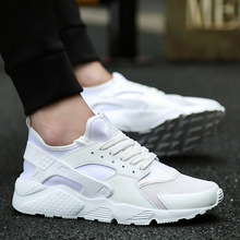 Fashion 2018 Casual Shoes Woman Summer Comfortable Breathable Mesh Flats Female Platform Sneakers Women Chaussure Femme# y3
